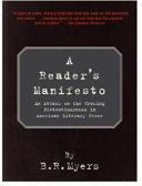 Pdf A Reader's Manifesto