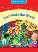God Made The World Catechist Manual Kit