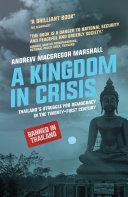A Kingdom in Crisis