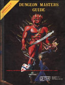 Advanced Dungeons & Dragons, Dungeon Masters Guide