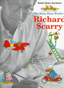 The Busy  Busy World of Richard Scarry Book