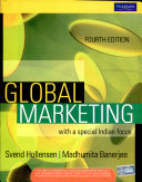 Global Marketing  4 E