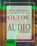 Pdf Complete Guide to Audio