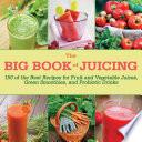 The Big Book of Juicing