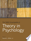 The SAGE Encyclopedia of Theory in Psychology Book