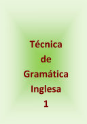 T  cnica de Gram  tica Inglesa 1