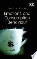 Emotions and Consumption Behaviour