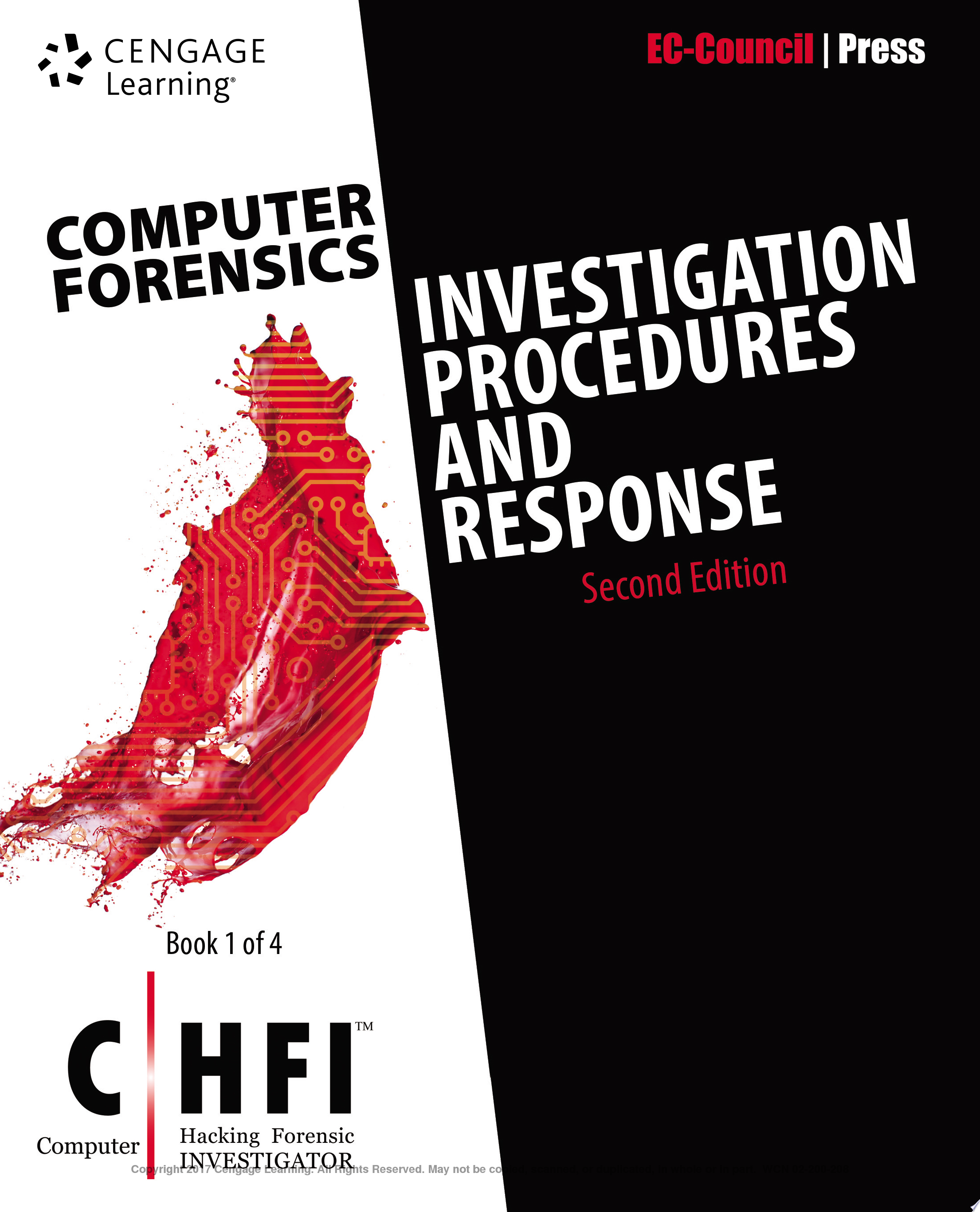 Computer Forensics  Investigation Procedures and Response  CHFI