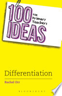 100 Ideas for Primary Teachers  Differentiation