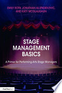 Stage Management Basics Book PDF
