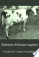 Holstein Friesian Register