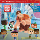 Ralph Breaks The Internet Read Along Storybook And Cd