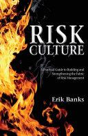 Risk Culture