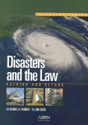 Disasters and the Law
