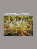 Mathematical Proofs Book