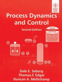 PROCESS DYNAMICS   CONTROL  2ND ED
