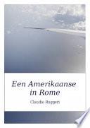Een Amerikaanse In Rome