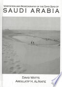Vegetation and Biogeography of the Sand Seas of Saudi Arabia