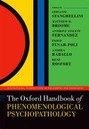 The Oxford Handbook of Phenomenological Psychopathology [Pdf/ePub] eBook