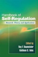 Handbook of Self regulation
