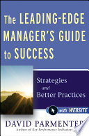 The Leading Edge Manager S Guide To Success