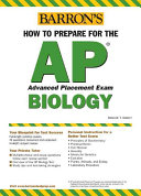How to Prepare for the AP Biology Book