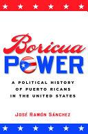 Boricua Power Pdf/ePub eBook