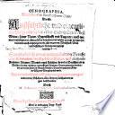 Oenographia, Weinkeller oder Kunstbuch vom Wein