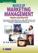 Basics of Marketing Management (Theory & Practice) Pdf/ePub eBook