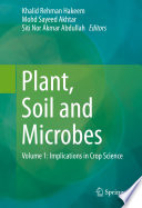 Plant  Soil and Microbes