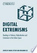 Digital Extremisms Book PDF