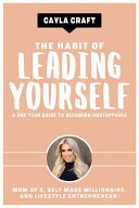 The Habit of Leading Yourself