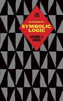 An Introduction to Symbolic Logic ebook