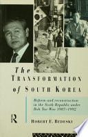 The Transformation of South Korea