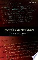 Yeats s Poetic Codes
