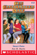 The Baby Sitters Club  58  Stacey s Choice
