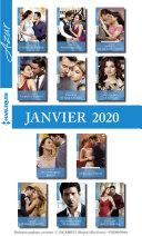 Pack mensuel Azur : 11 romans + 1 gratuit (Janvier 2020) [Pdf/ePub] eBook