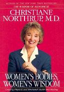 Women s Bodies  Women s Wisdom Book