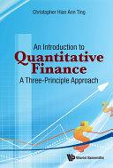 An Introduction to Quantitative Finance Pdf/ePub eBook