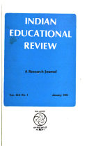 Indian Educational Review