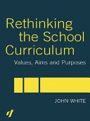 Rethinking the School Curriculum [Pdf/ePub] eBook