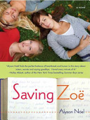 Saving Zoe Book