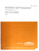 Bibliography of Scientific and Technical Bibliographies  Accession list