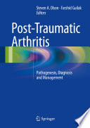 Post Traumatic Arthritis Book