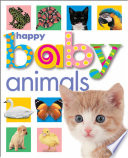 Happy Baby  Animals