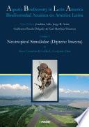 Neotropical Simuliidae  Diptera  Insecta  Book