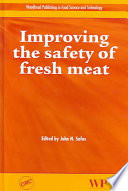 Improving The Safety Of Fresh Meat Book PDF