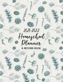 2021 2022 Homeschool Planner   Record Book