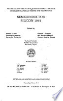 Semiconductor Silicon 1981
