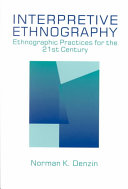 Interpretive Ethnography